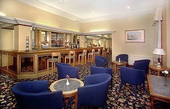 Hotel bar Best Western London Queens Crystal Palace Euro Hotel