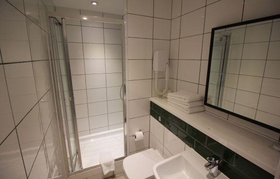 Bagno in camera Queens Euro Hotel