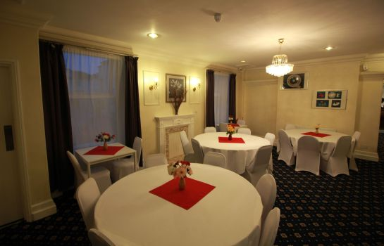 Restaurant Best Western London Queens Crystal Palace Euro Hotel