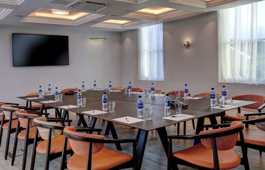 Conference room Best Western London Queens Crystal Palace Euro Hotel