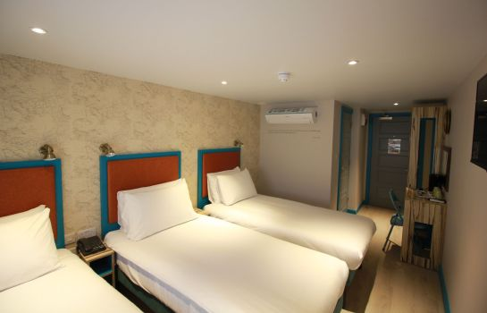 Camera a tre letti Best Western London Queens Crystal Palace Euro Hotel