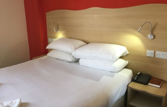Double room (standard) Best Western London Queens Crystal Palace Euro Hotel