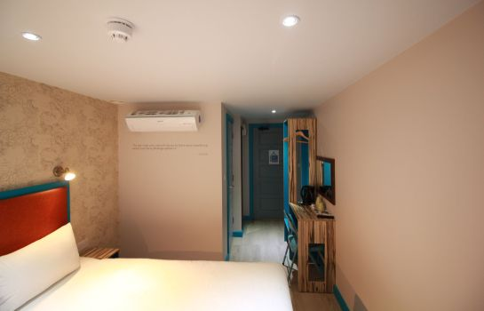 Double room (superior) Queens Euro Hotel