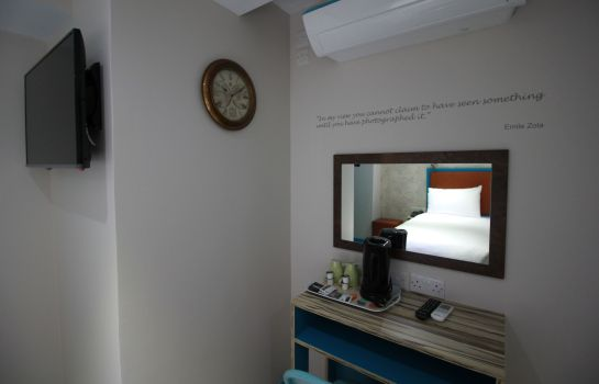 Doppelzimmer Komfort Best Western London Queens Crystal Palace Euro Hotel