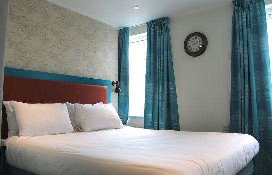 Double room (superior) Best Western London Queens Crystal Palace Euro Hotel