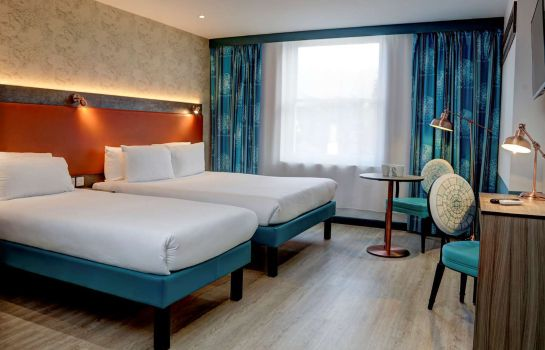Zimmer Best Western London Queens Crystal Palace Euro Hotel