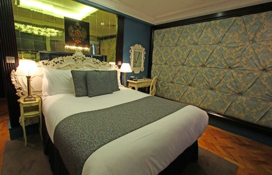 Double room (superior) Le Monde Hotel