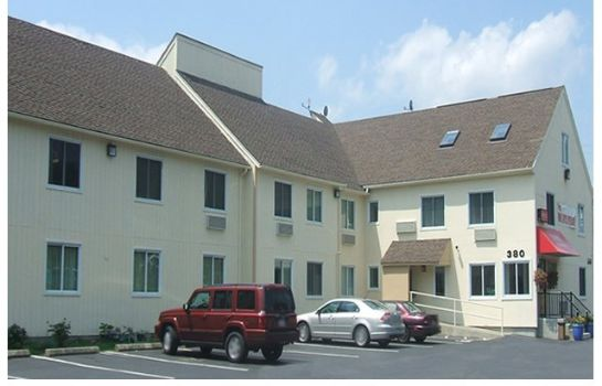 Vista exterior RED CARPET INN  SUITES NEW LONDON