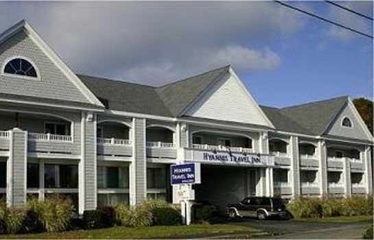 Buitenaanzicht HYANNIS TRAVEL INN