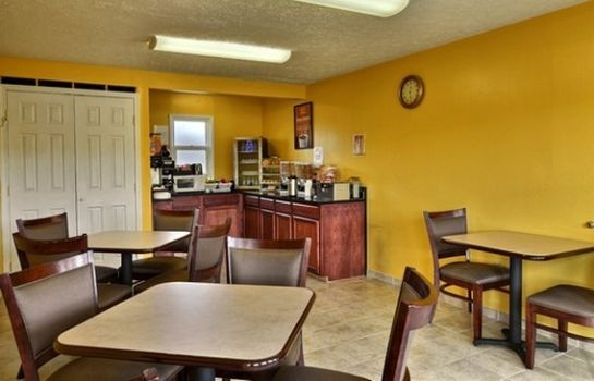 Restaurante Econo Lodge Woodstock