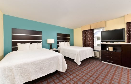 Zimmer RED CARPET INN  SUITES NEW LONDON