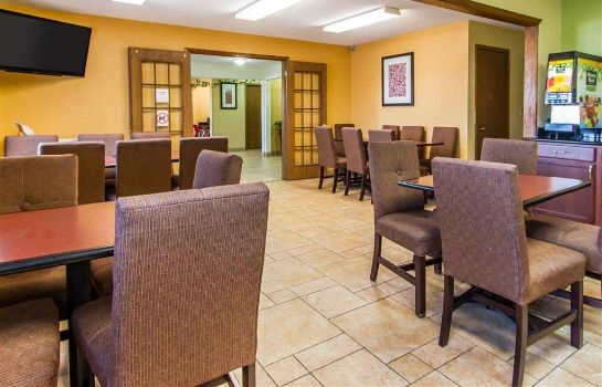 Restaurant Quality Inn and Suites Ottumwa