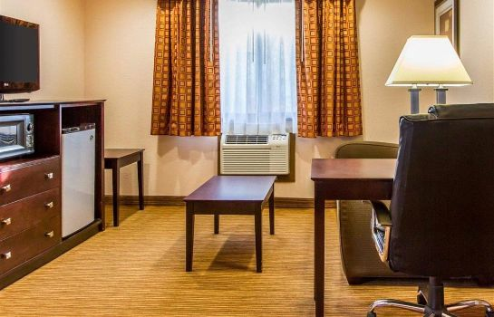 Suite Quality Inn and Suites Ottumwa