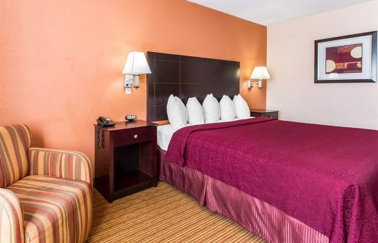 Chambre Quality Inn and Suites Ottumwa