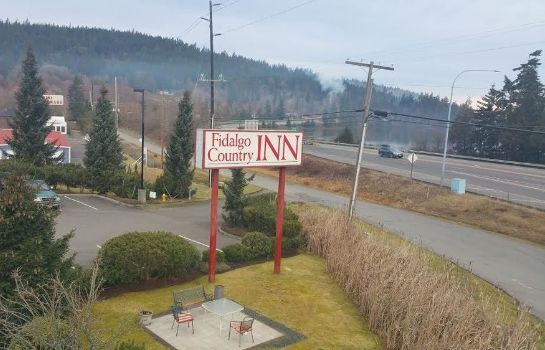 Exterior view Fidalgo Country Inn