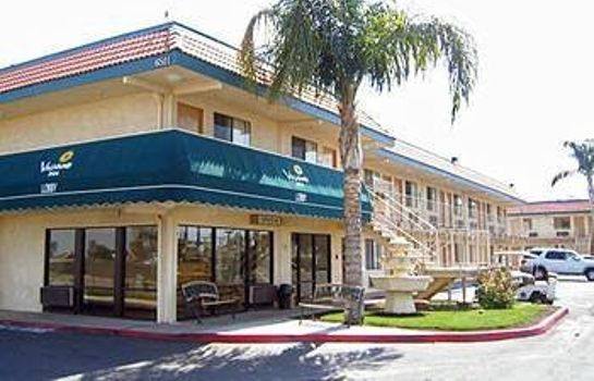 Exterior view VAGABOND INN BAKERSFIELD SOUTH