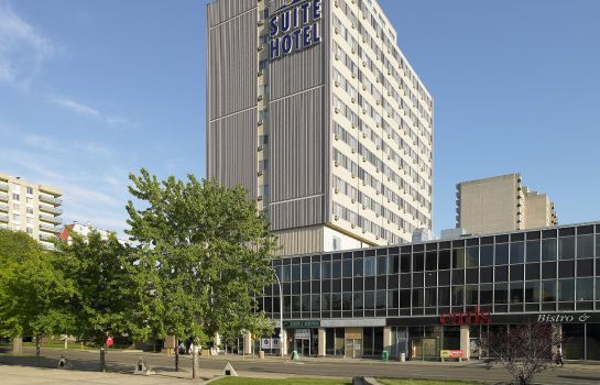 Exterior view CAMPUS TOWER SUITE HOTEL