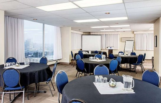 Conference room CAMPUS TOWER SUITE HOTEL