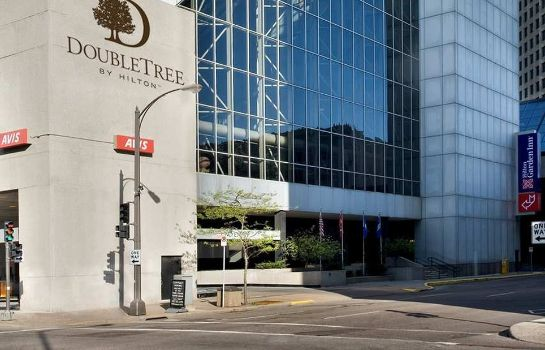 Außenansicht DoubleTree by Hilton St Paul Downtown