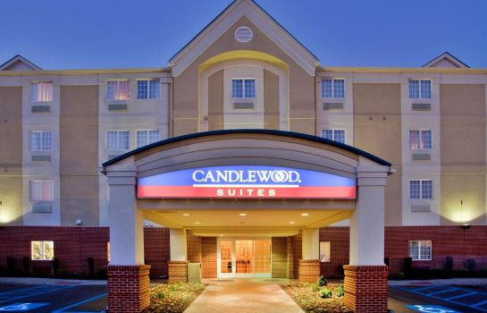 Außenansicht Candlewood Suites VIRGINIA BEACH/NORFOLK