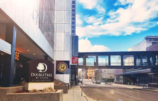 Hol hotelowy DoubleTree by Hilton St Paul Downtown