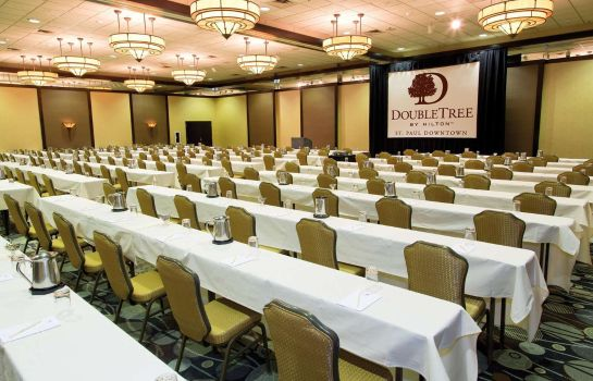 Sala konferencyjna DoubleTree by Hilton St Paul Downtown