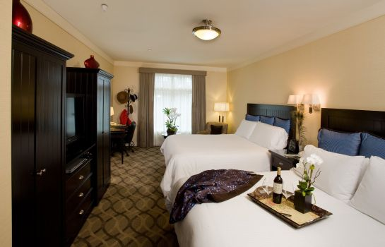 Chambre WEST INN AND SUITES