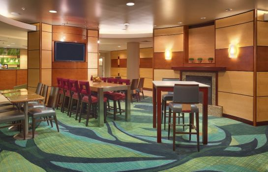 Restaurant SpringHill Suites Salt Lake City Downtown