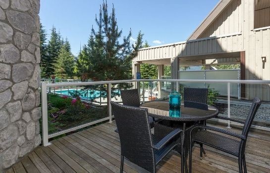 Terraza Wildwood Lodge by Peak to Green Accommodations