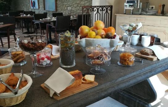 Breakfast room Le Jas de Gordes