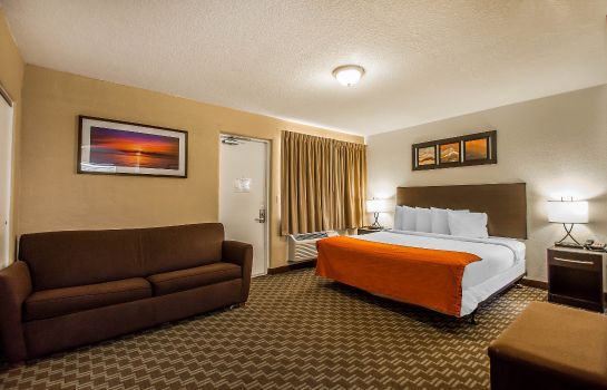 Chambre Econo Lodge Oceanfront