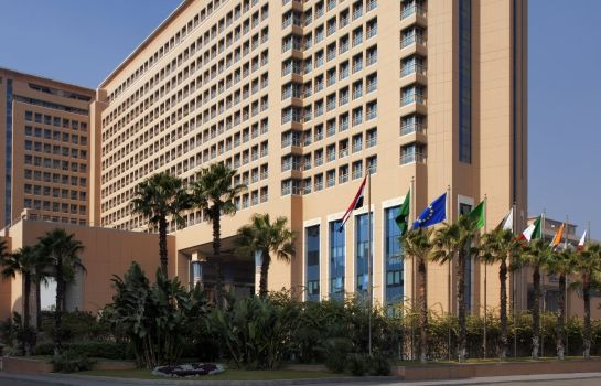 Exterior view InterContinental Hotels CITYSTARS CAIRO