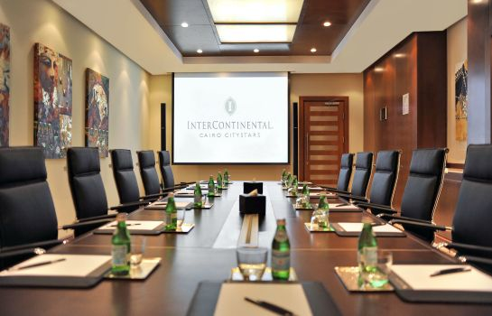 Conference room InterContinental Hotels CITYSTARS CAIRO