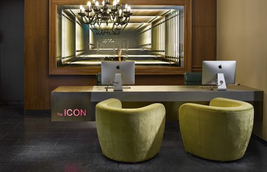 Empfang The Icon Hotel & Lounge