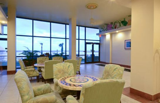 Lobby Daytona Beach Oceanside Inn Daytona Beach Oceanside Inn