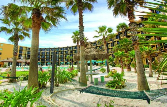Vista exterior Hawaiian Inn Daytona Beach by Sky Hotels and Resort