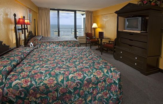 Info Hawaiian Inn Daytona Beach by Sky Hotels and Resort