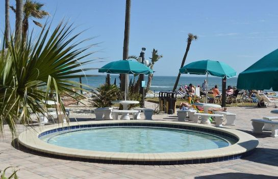 Whirlpool Hawaiian Inn Daytona Beach by Sky Hotels and Resort