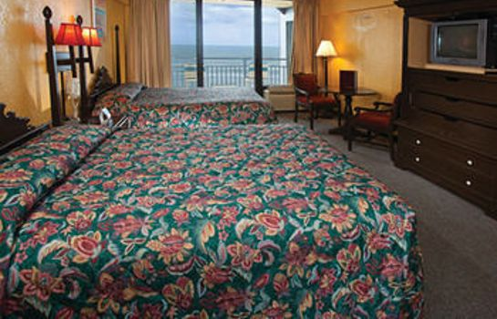 Pokój standardowy Hawaiian Inn Daytona Beach by Sky Hotels and Resort
