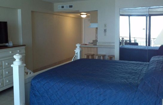 Camera standard Hawaiian Inn Daytona Beach by Sky Hotels and Resort