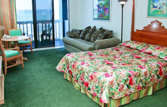 Zimmer Hawaiian Inn Daytona Beach by Sky Hotels and Resort