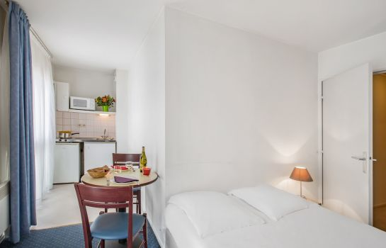 Chambre individuelle (standard) APPART'CITY BLOIS