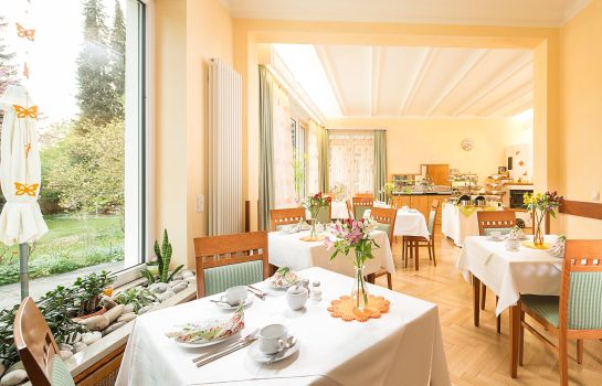 Breakfast room Villa Arborea