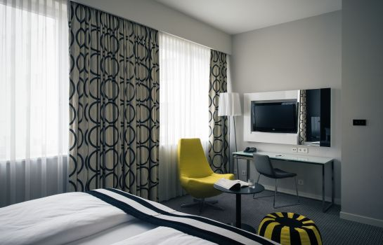 Chambre individuelle (standard) Vienna House Andel's Berlin