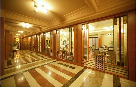 Hotelhalle Majestic Plaza Prague