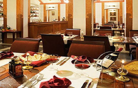 Restaurant Majestic Plaza Prague