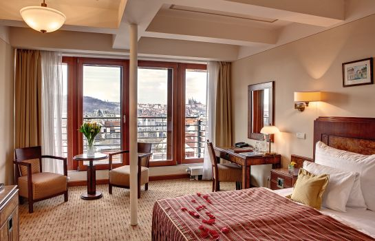Suite Majestic Plaza Prague