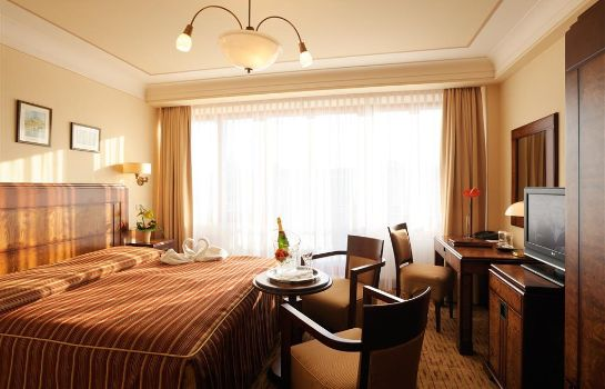 Kamers Majestic Plaza Prague