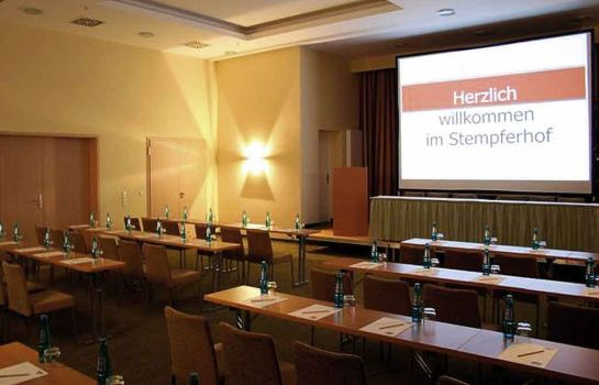 Conference room Ringhotel Stempferhof