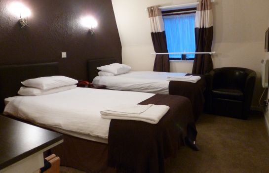 Double room (superior) Drumnadrochit